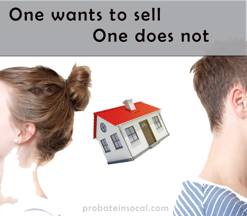 Two People Inherit a Home, Only One Wants to Sell